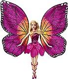 Barbie - Y6372 - Poupée - Mariposa Royaume des Fées