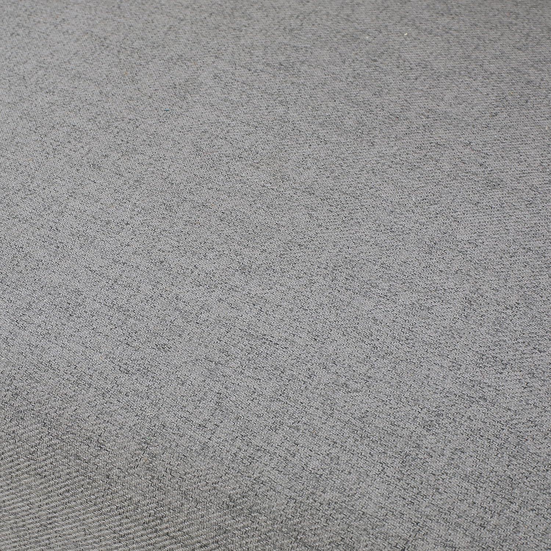 Palmer Grey Fabric Love Seat