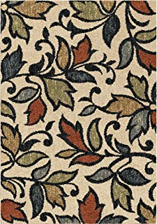 """product image for Orian Rugs Next Generation Getty Area Rug, 5'3"""" x 7'6"""", Off-White"""