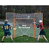 EZGoal Monster Lacrosse Backstop Rebounder, 11' x