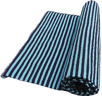 Amazon.com: Acc Cotton Yoga Mat Rug | Meditation Mat | 24 x ...