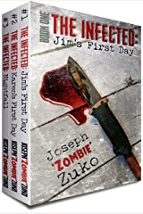 The Infected: Jim's First Day, Karen's First Day & Nightfall (Books One, Two & Three) Kindle Edition