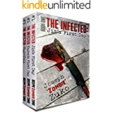 The Infected: Jim's First Day, Karen's First Day & Nightfall (Books One, Two & Three)