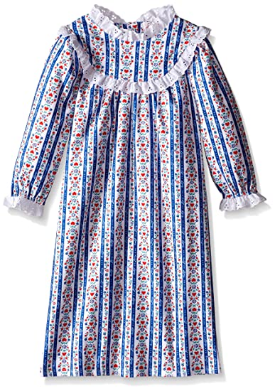 b8e702a31f Amazon.com  Lanz of Salsbury Girls  Tyrolean Gown  Clothing