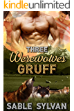 Three Werewolves Gruff (Fated Mate Speed Date Book 6)