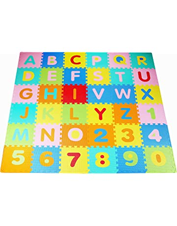 Creative Baby 4pc Alphabet I-mat New Free Shipping