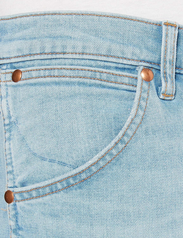 Wrangler Icons' Jean Slim Homme Bleu (Iconomania 13e)