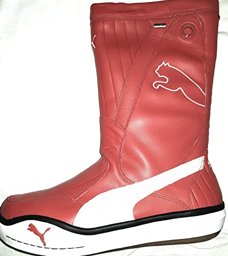 Luff Gore Tex Segeln Rot Sailing Schuhe Boots Puma Uk Herren