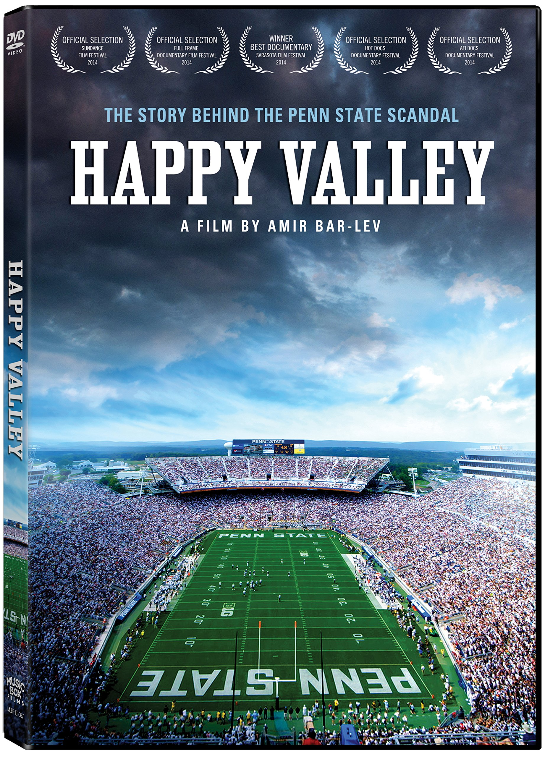 DVD : Happy Valley (DVD)