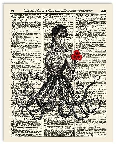 Gentleman Octopus Ornament