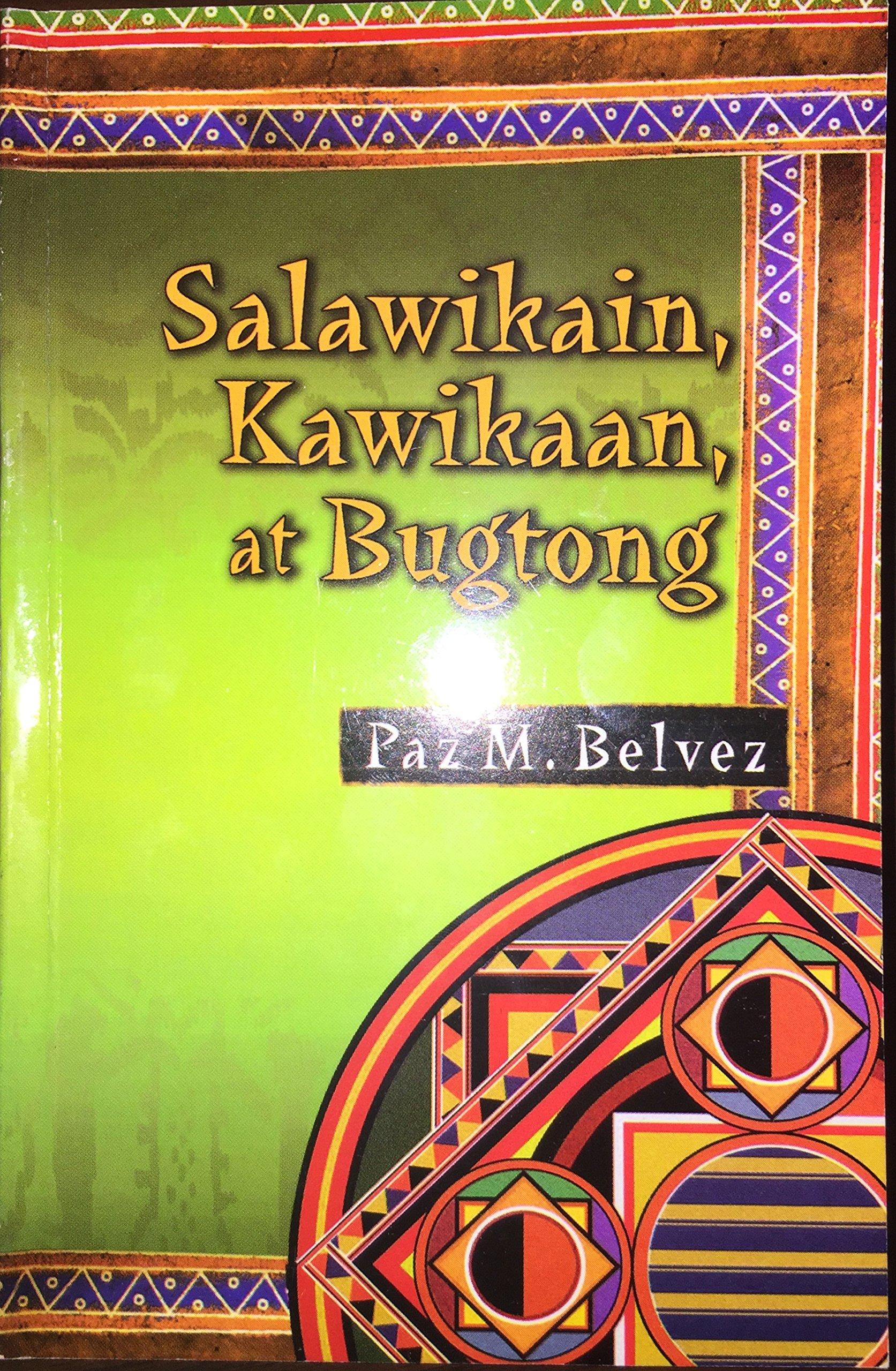 Salawikain, Kawikaan, At Bugtong: Paz M  Belvez