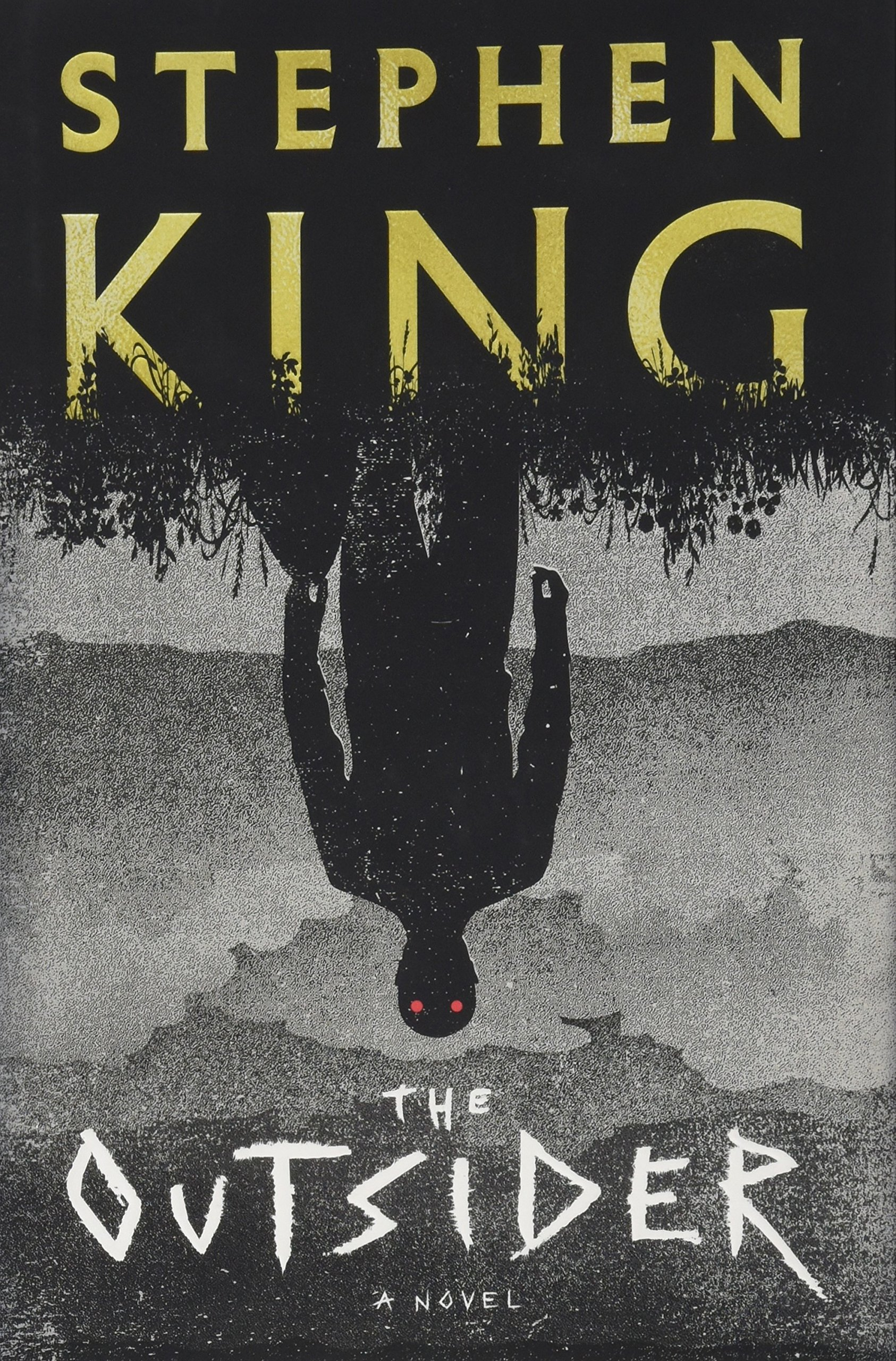 Image result for the outsider by stephen king