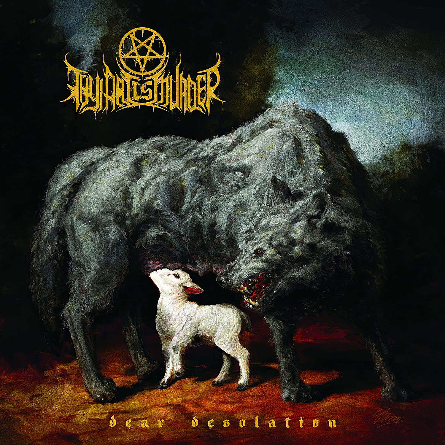 Thy Art Is Murder Dear Desolation Amazon Com Music