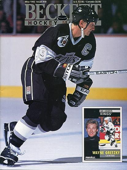 Amazon.com  Beckett Hockey Monthly Magazine May 1992 Issue  19 Wayne ... 4f4fe53d6