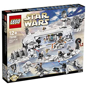 LEGO Star Wars 75098 Assault on Hoth: Amazon.co.uk: Toys & Games