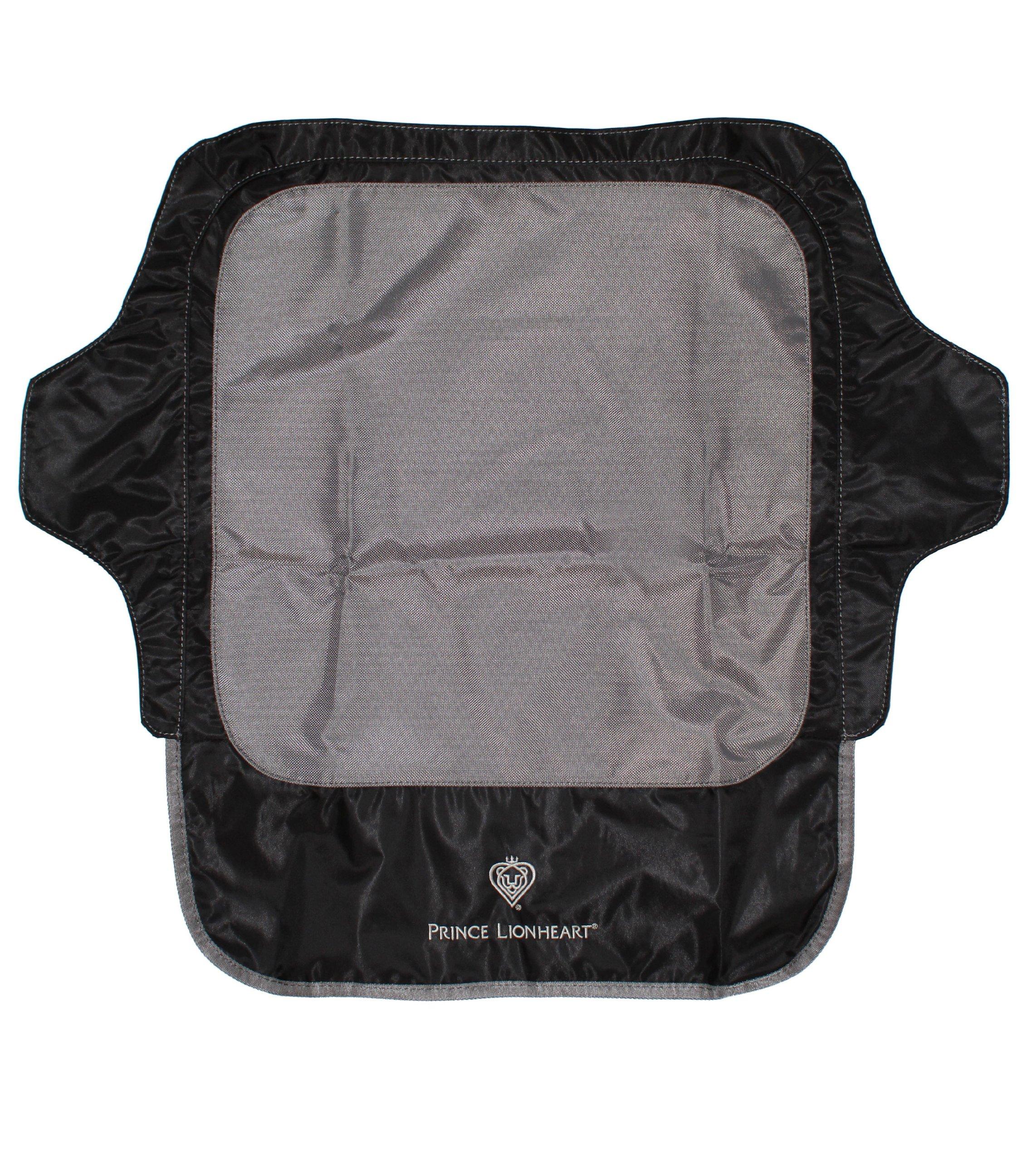 Amazon.com : Prince Lionheart Soft Booster Seat, Charcoal