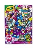 Crayola Uni-Creatures Coloring Book