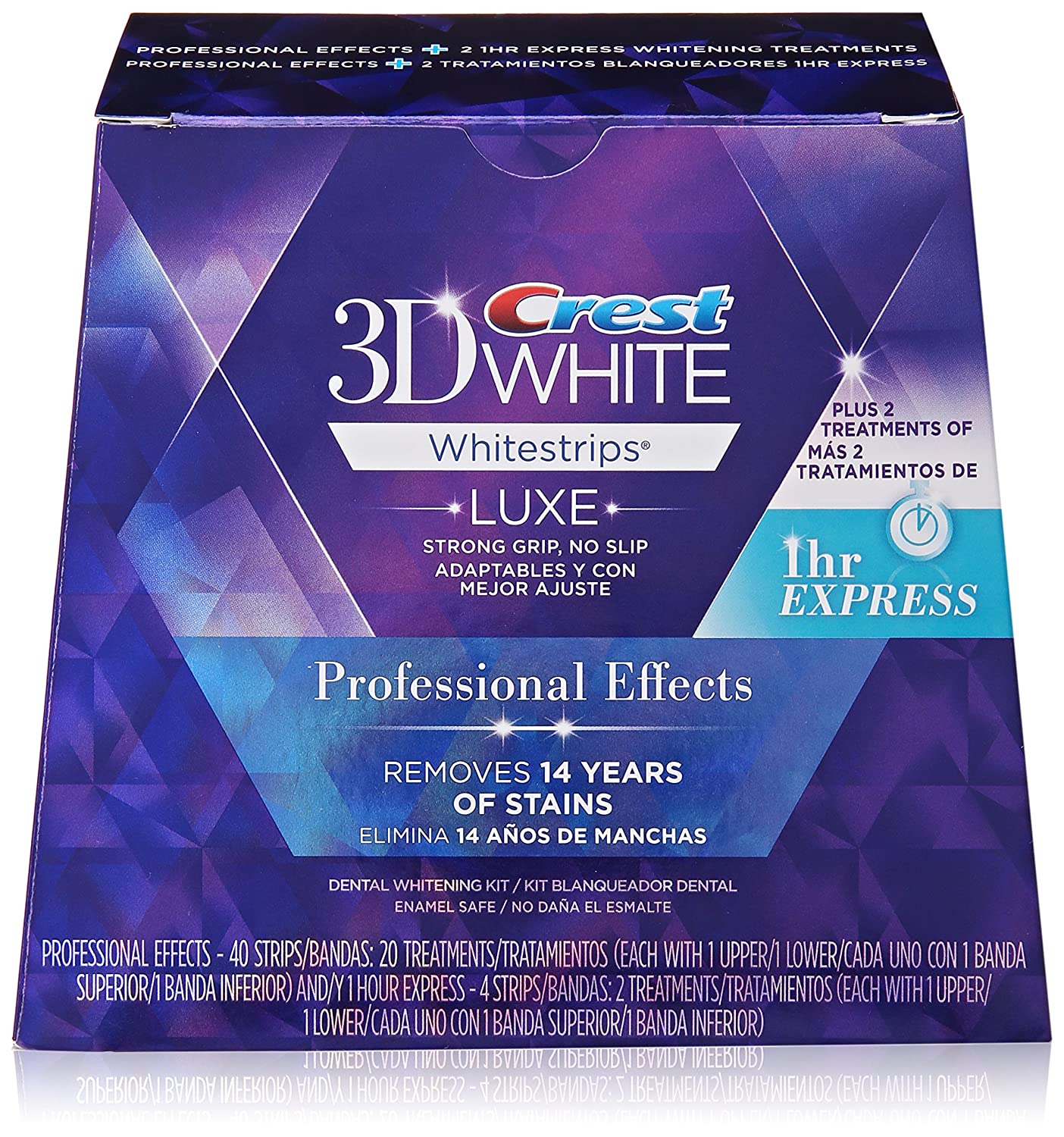 33 likes crest 3d white luxe whitestrips professional effects teeth whiteningfind and save ideas about crest 3d white on pinterest 3d crest whitestrips