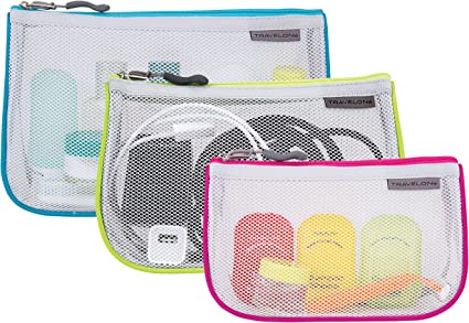 Travelon Piped Pouches