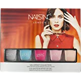 Nails Inc Nail Polish, Spring Summer Coconut Brights Gel Effect Collection