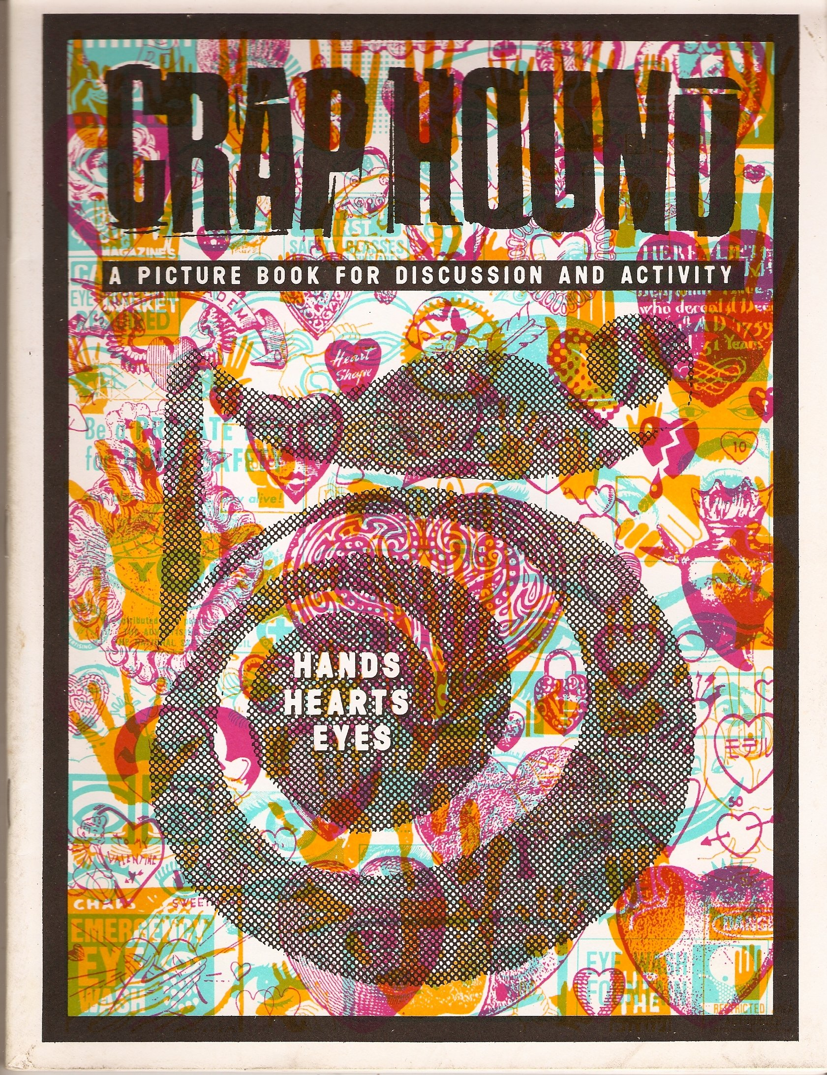Crap Hound #5: A Picture Book for Discussion and Activity