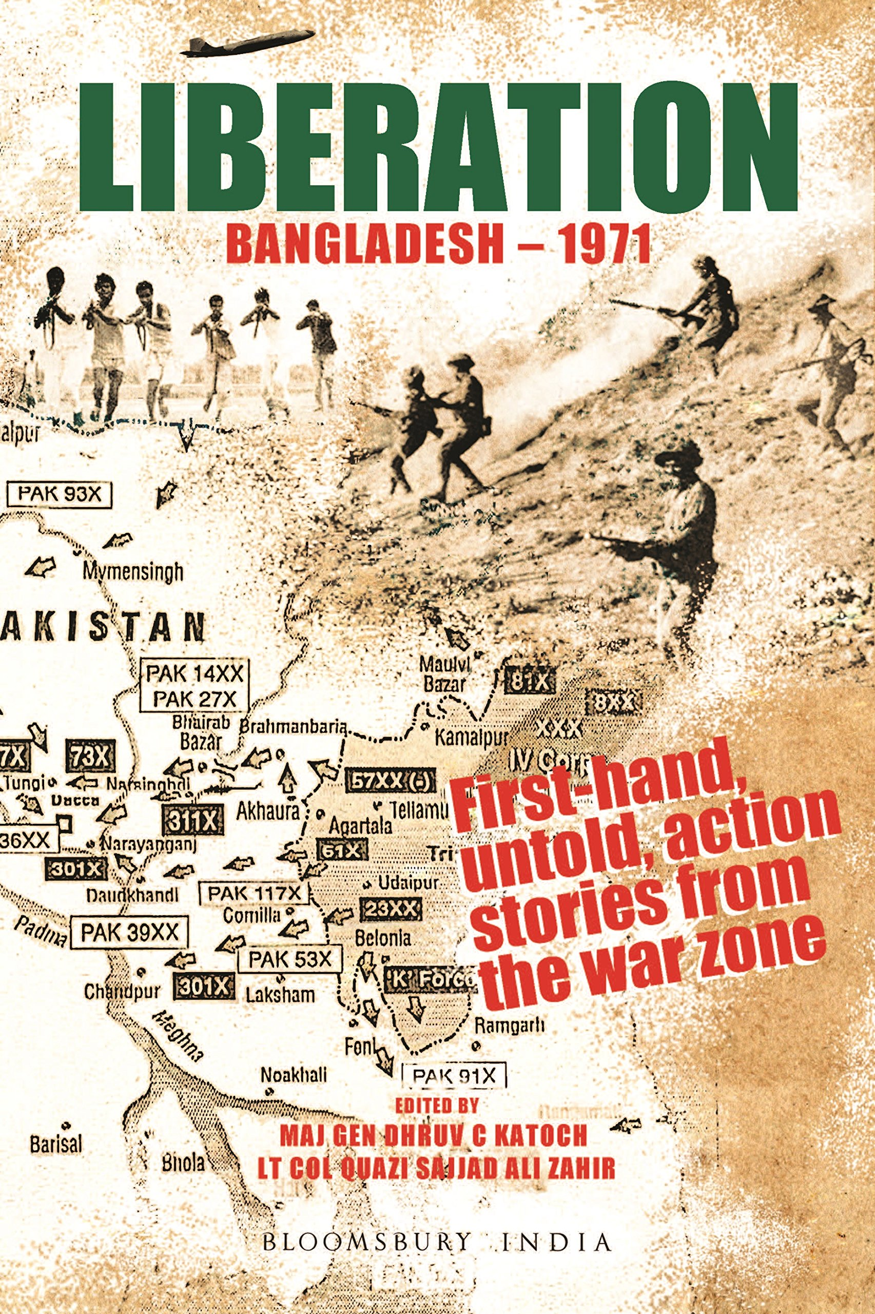 Amazon in: Buy Liberation: Bangladesh - 1971 Book Online at Low