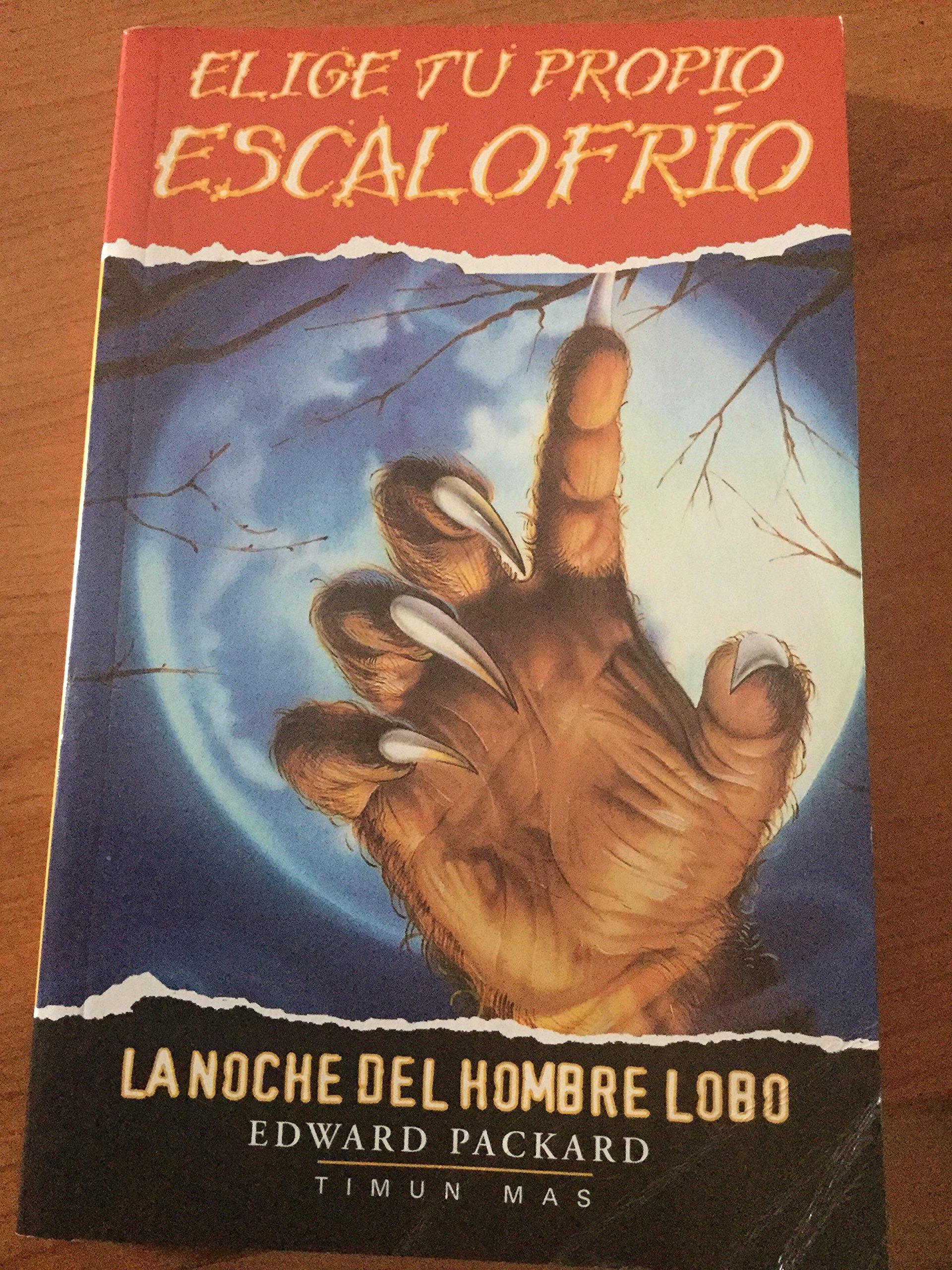 La noche del hombre lobo: Amazon.es: Edward Packard: Libros