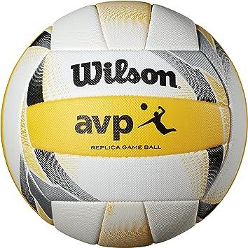 Wilson WTH6017XB Pelota de Voleibol AVP II Replica Cuero sintético ...