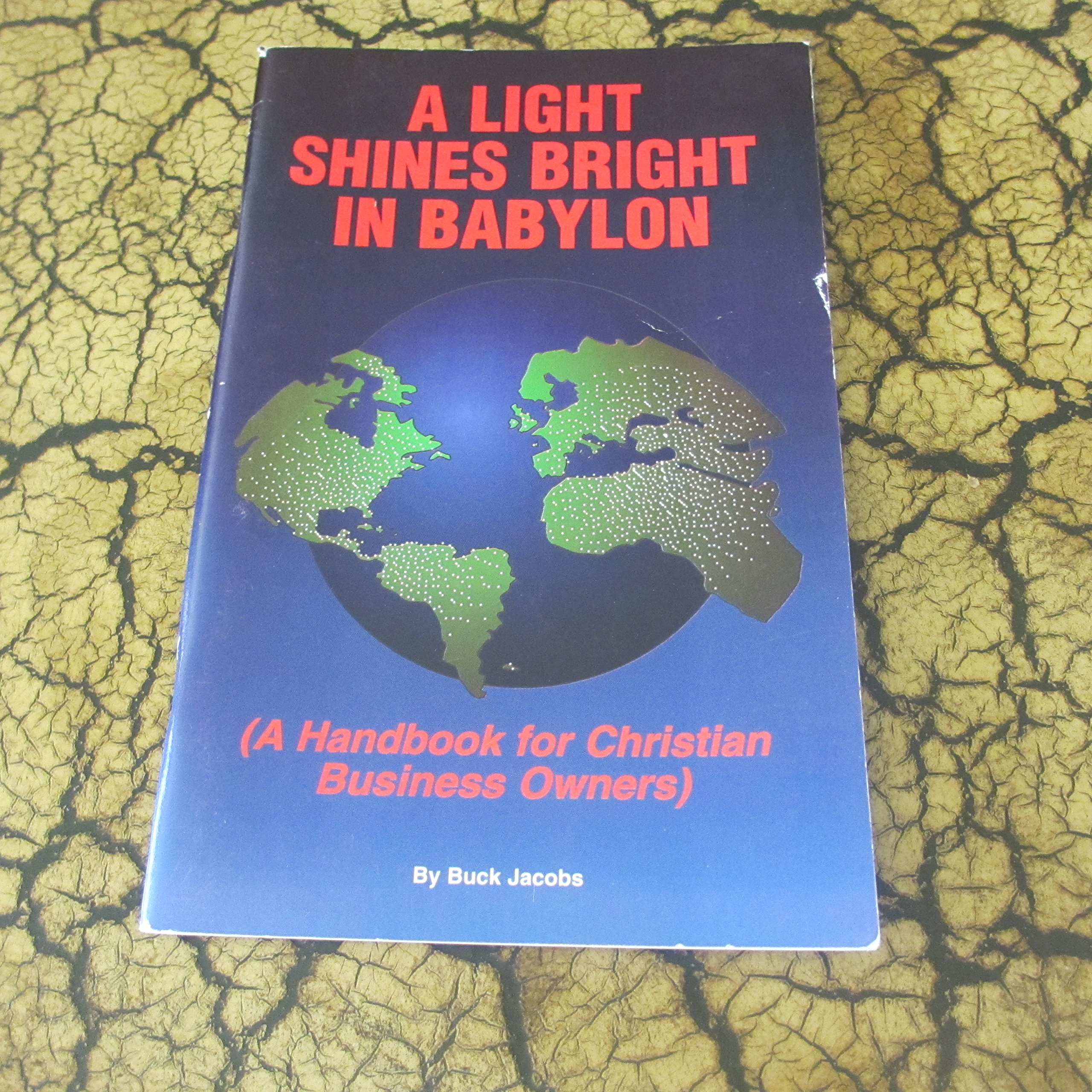 Read Online A light shines bright in Babylon: A handbook for Christian owners and CEOs pdf epub