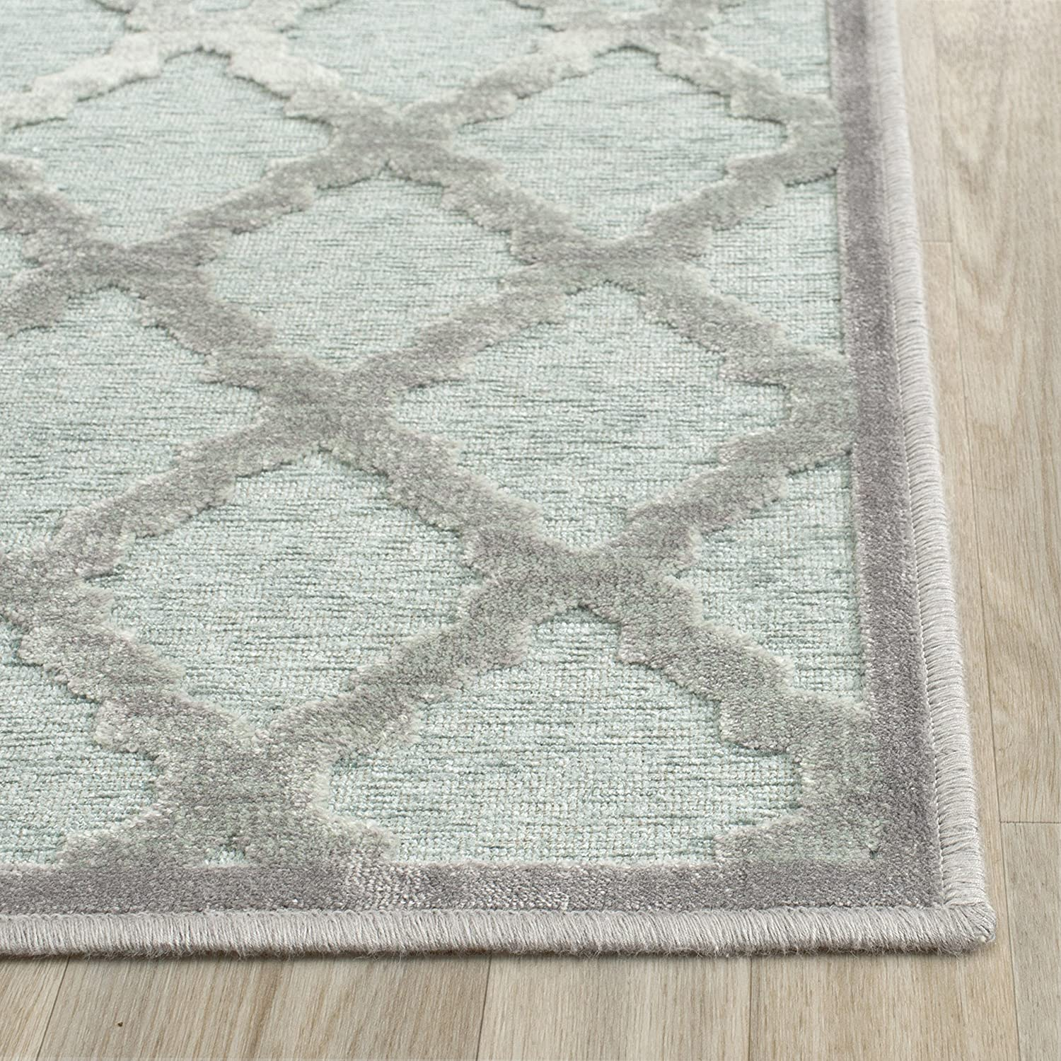 Safavieh Grenada gewebter Teppich, PAR352-2640, Taupe Taupe Taupe   Mehrfarbig, 78 X 121  cm 6ce03f