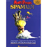Monty Python's Spamalot Songbook: 2005 Tony Award Winner for Best Musical book cover