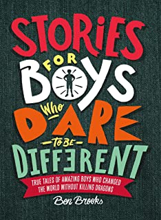 Good night stories for rebel girls amazon elena favilli stories for boys who dare to be different altavistaventures Choice Image