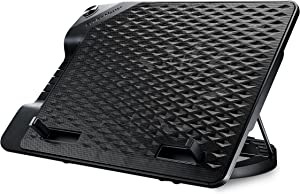 COOLER MASTER NOTEPAL ERGOSTAND 3-230 MM Fan 5 Height Settings 4 USB Ports Fan-Speed Control