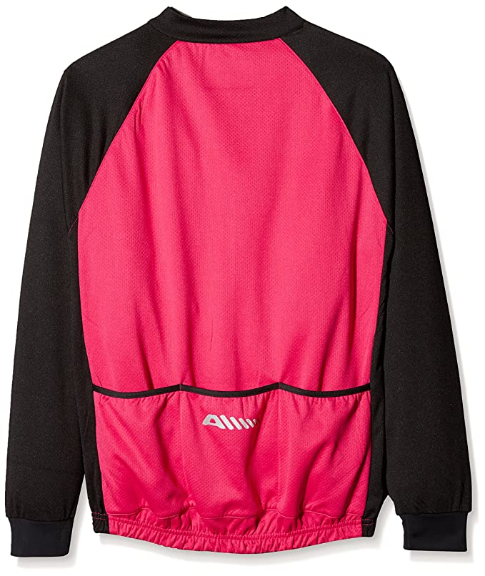 Amazon.com   ALTURA Children s Sprint Long Sleeve Jersey 2016  Raspberry Black  5-6 Years   Sports   Outdoors 3f7895b90