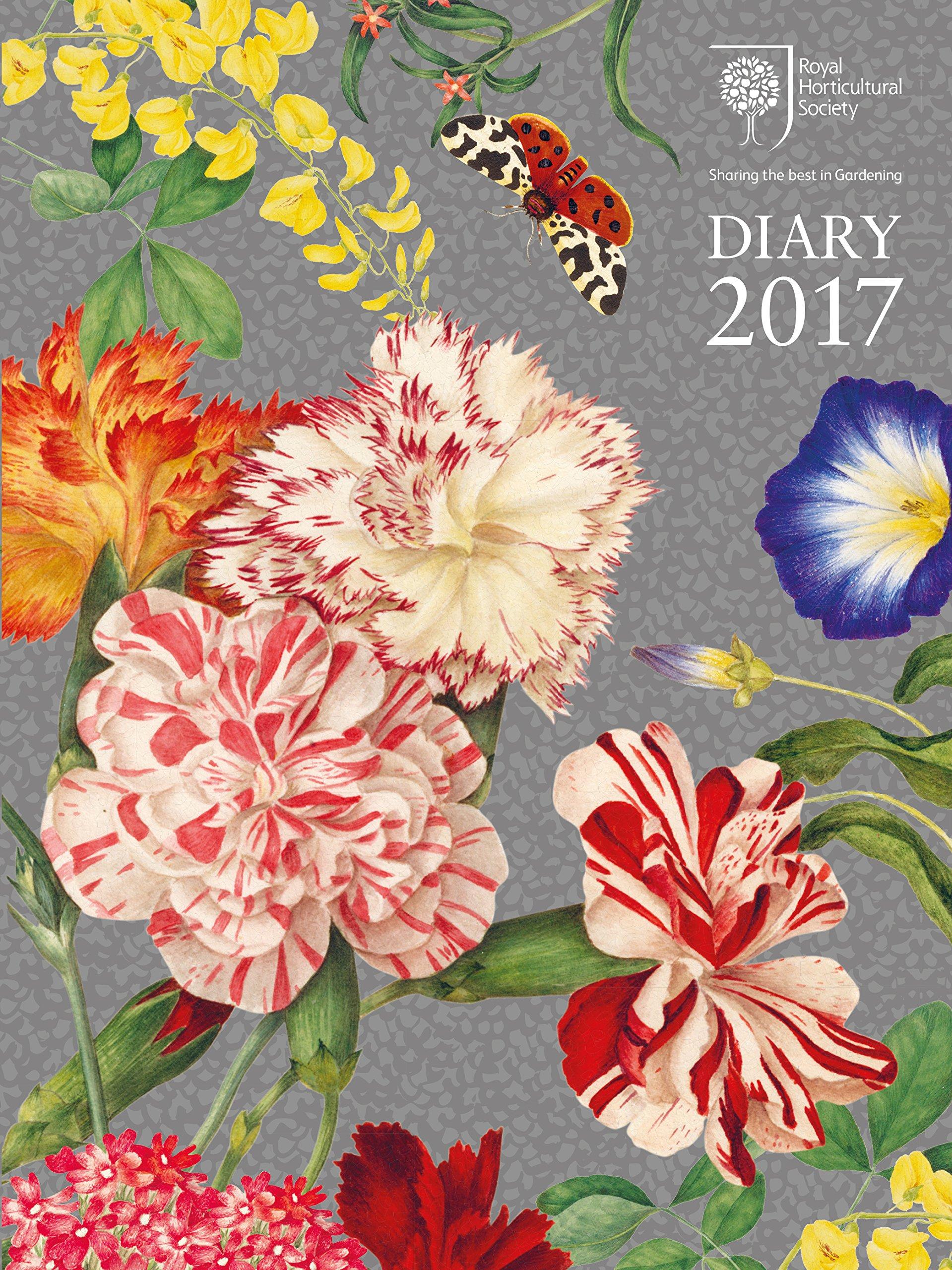 RHS Desk Diary 2017 (Diaries 2017)