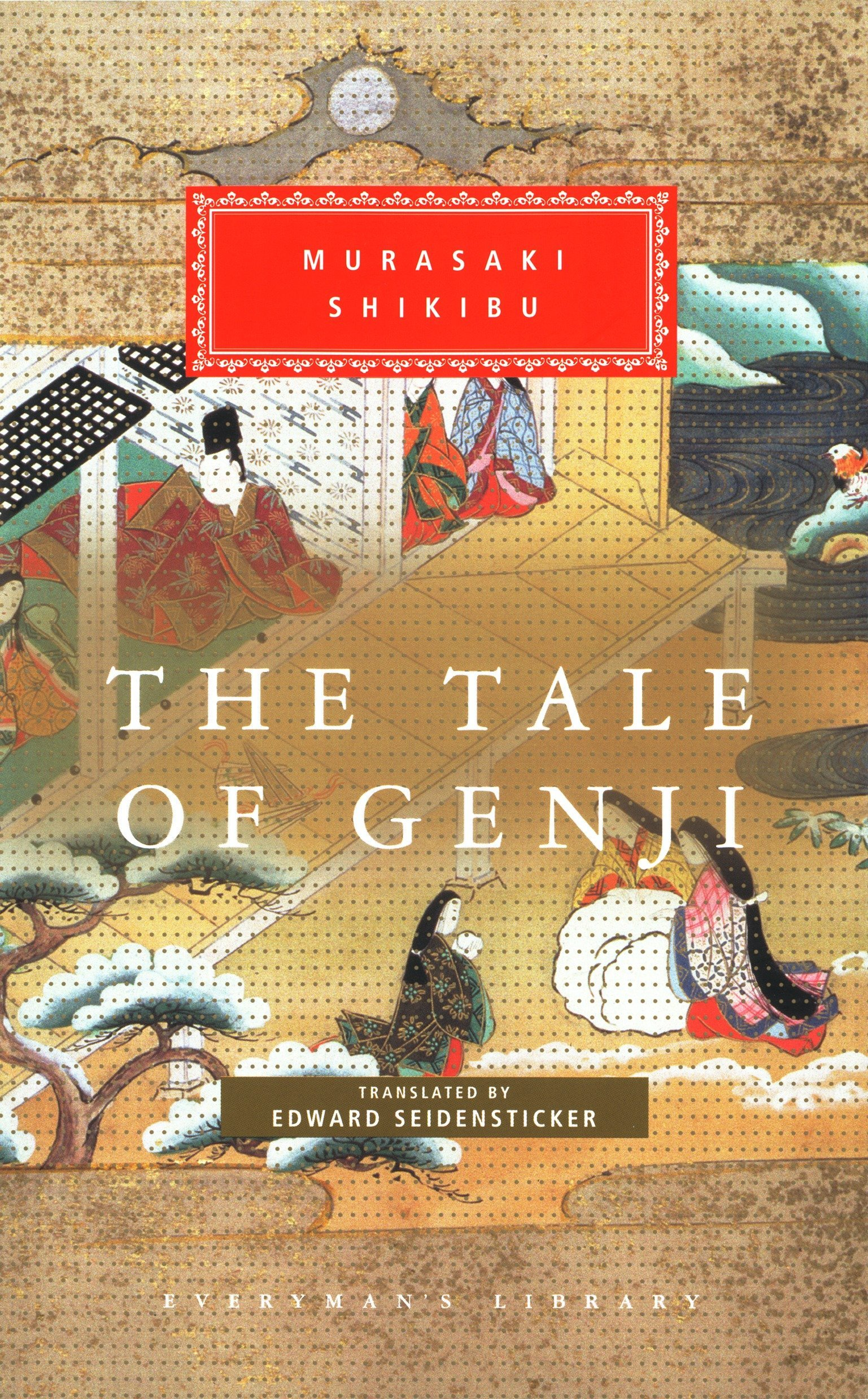 Sueño Humano Inconveniencia  The Tale of Genji: Amazon.it: Murasaki Shikibu, Seidensticker, Edward G.:  Libri in altre lingue