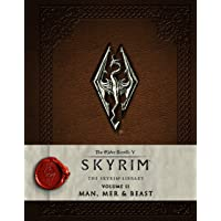 The Elder Scrolls V - The Skyrim Library: Man and Beast