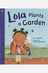 Lola Plants a Garden (Lola Reads) Paperback