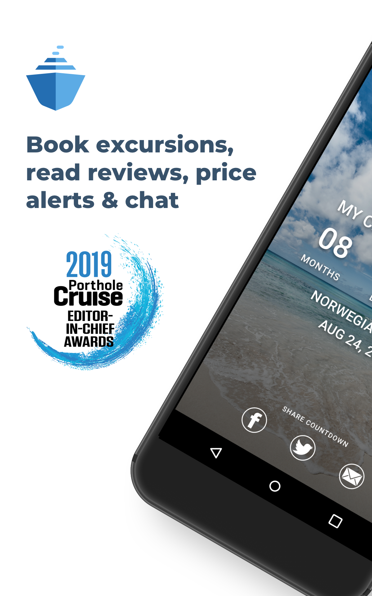 Cruise Shipmate & Excursions: Amazon.es: Appstore para Android