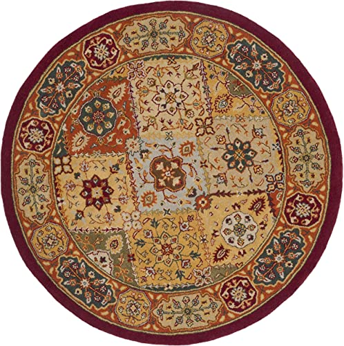 Safavieh Heritage Multi Round Rug
