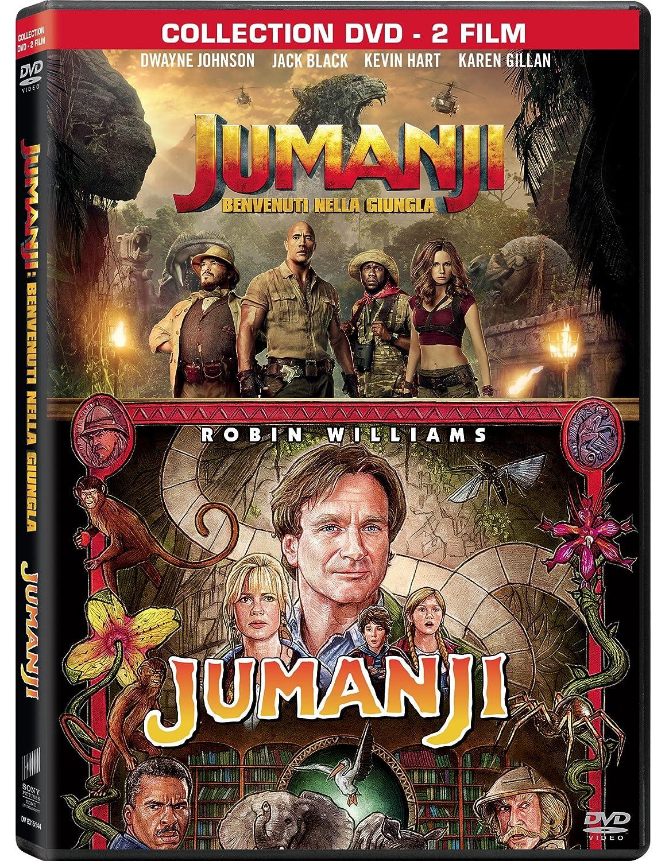 Jumanji Collection (2 Dvd) [Italia]