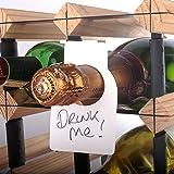 Etiquettes pour Goulot de bouteille de vin x 100