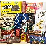 Amazon gluten free dairy free gift box basket yummy treats gluten free dairy free gift box basket yummy treats for birthday college negle Choice Image