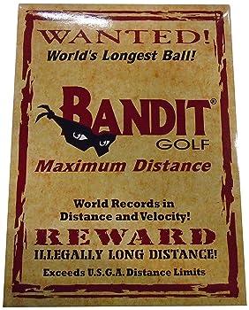 Bandit Non Conforming Illegal Golf Balls