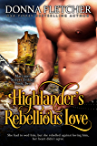 Highlander's Rebellious Love (Macinnes Sisters Trilogy Book 2) (English Edition)