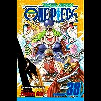 One Piece, Vol. 38: Rocketman!! (One Piece Graphic Novel)