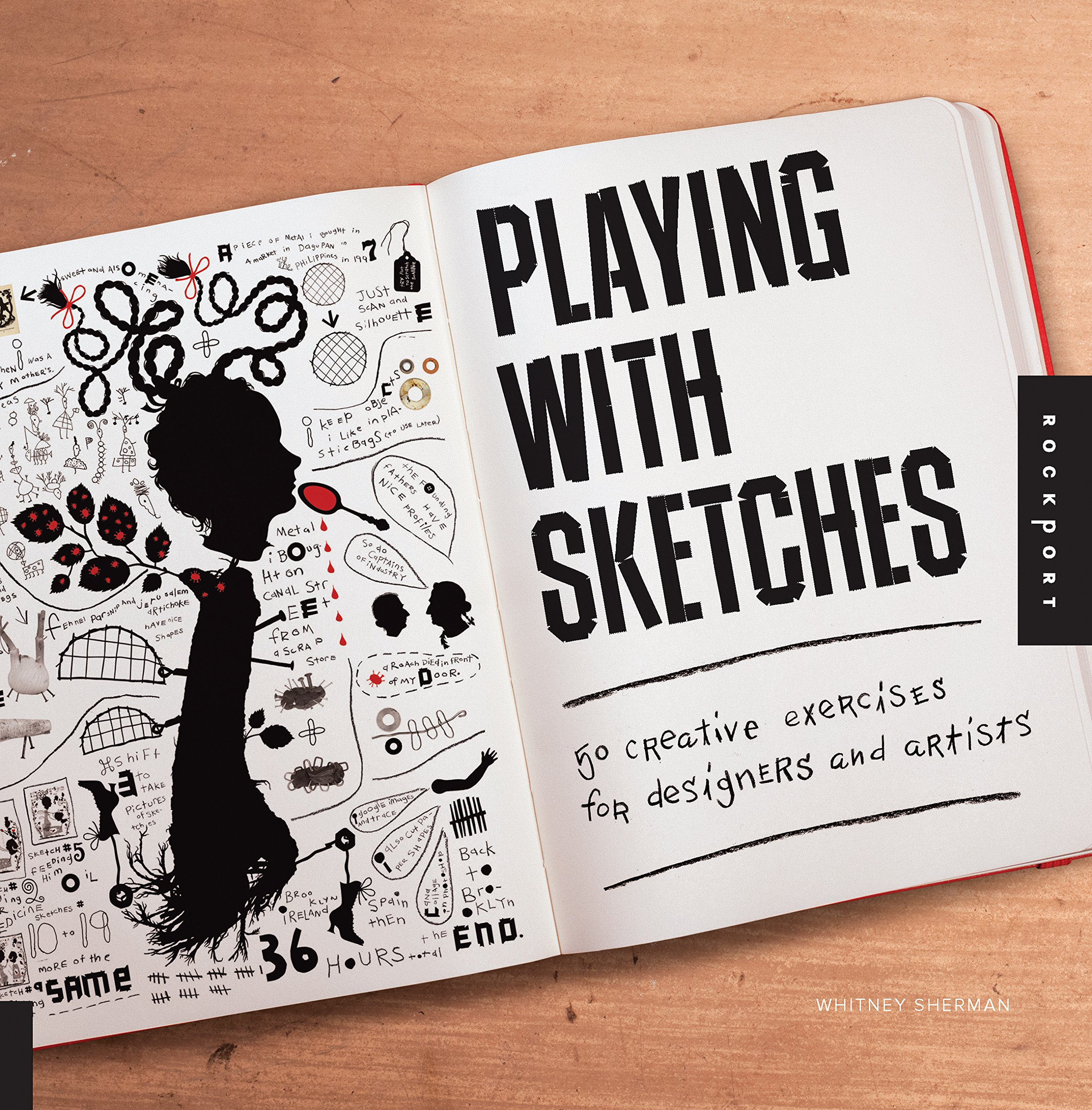 Playing with Sketches: 50 Creative Exercises for Designers and Artists pdf