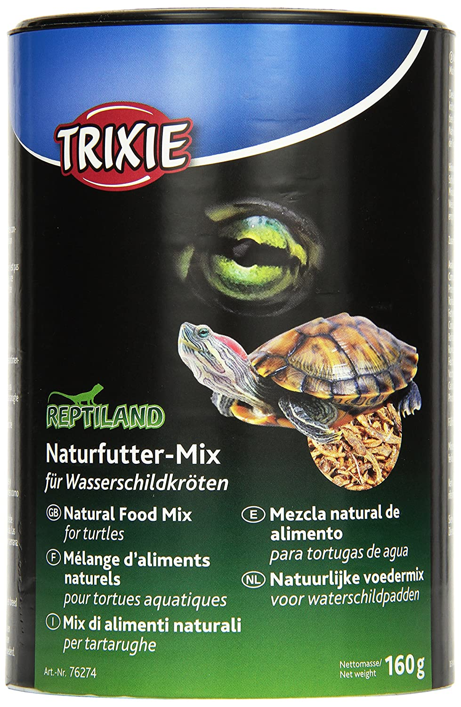 Trixie 76274de forro natural Mix, tortugas de agua