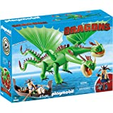 PLAYMOBIL® How to Train Your Dragon Twins with...