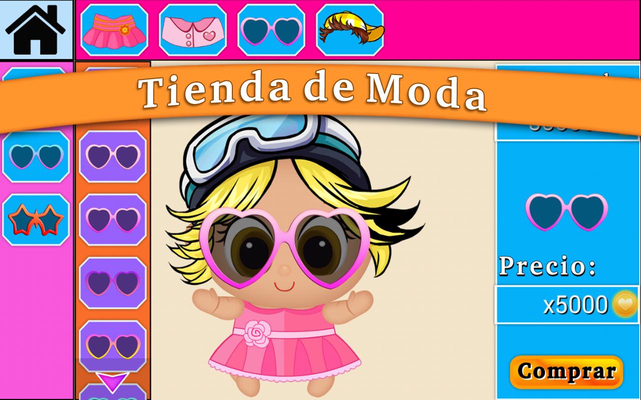 Ksimeritos juego para niñas: Amazon.es: Appstore para Android
